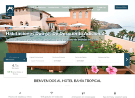 hotelbahiatropical.es