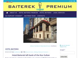 hotelbaiterek.com