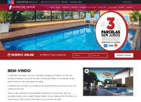 hotelbarradalagoa.com
