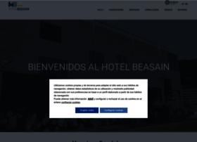 hotelbeasain.com