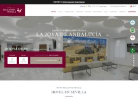 hotelbellavistasevilla.com