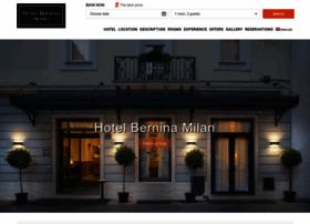 hotelbernina.com