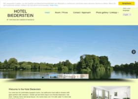 hotelbiederstein.de