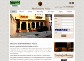 hotelbohedapalace.com