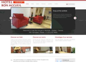 hotelbonaccueil.com
