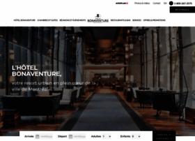 hotelbonaventure.com