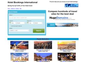 hotelbookingsinternational.com