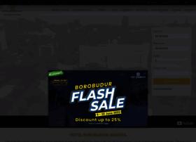 hotelborobudur.com
