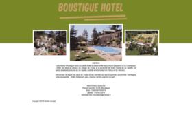 hotelboustigue.com