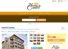 hotelcaimito.com