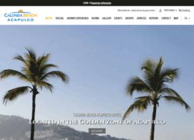 hotelcalindabeach.com