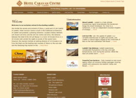 hotelcaravancentre.com