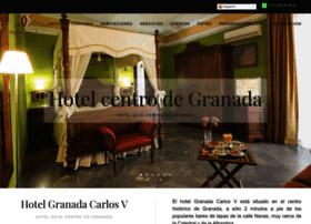 hotelcarlosvgranada.com