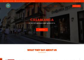 hotelcasablancapr.com