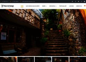 hotelcasadecampo.com