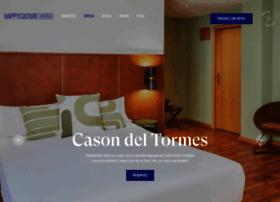 hotelcasondeltormes.com