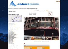 hotelcervol.andorramania.com