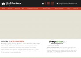 hotelchandertal.com