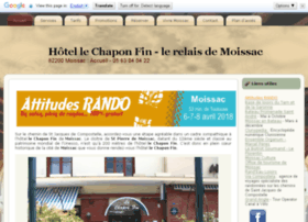 hotelchaponfin.fr