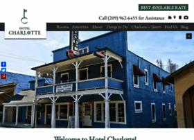 hotelcharlotte.com