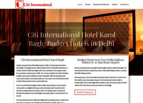hotelcitiinternational.com