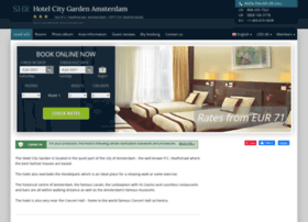 hotelcitygarden-amsterdam.h-rez.com