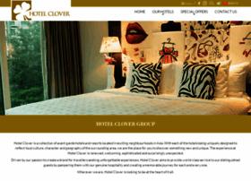 hotelclover.com