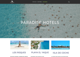 hotelcocheparadise.com
