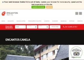 hotelcontinentalcanela.com.br