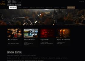 hotelcotecour.com