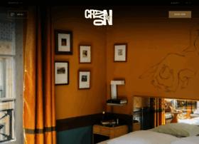 hotelcrayon.com
