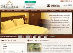 hoteldayacontinental.com