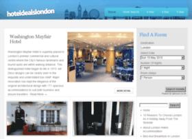 hoteldealslondon.co.uk