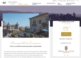 hoteldelacite.com