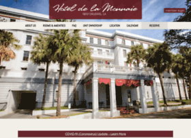 hoteldelamonnaie.com