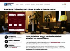 hoteldelapace.com