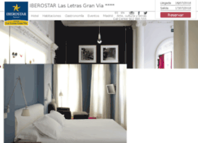 hoteldelasletras.com