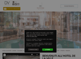 hoteldelavillericcione.com