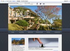 hoteldeldique.com