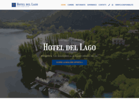 hoteldellago.com