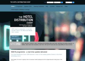 hoteldistributionevent.com