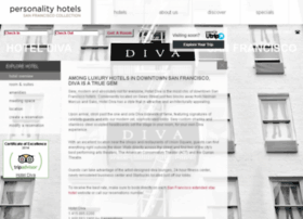 hoteldiva.personalityhotels.com