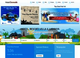 hoteldomestik.com