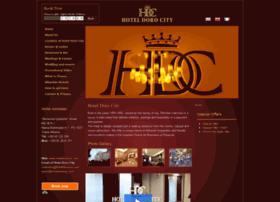 hoteldorocity.com