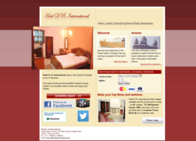 hoteldrinternational.com