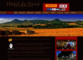 hoteldunord-ardeche.com