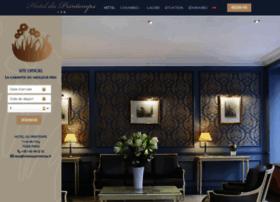 hotelduprintemps.com