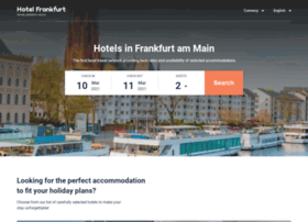 hotelefrankfurt.net