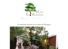 hotelelalmendro.com