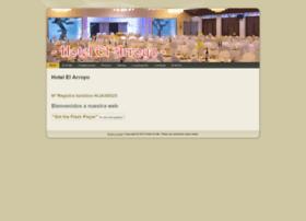 hotelelarroyo.com